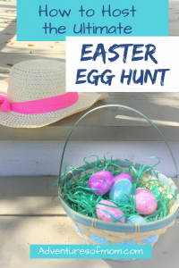 Hosting an Easter Egg Hunt