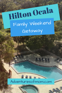 Family Weekend Vacation at Florida's Hilton Ocala