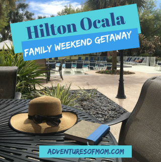 Family Weekend Getaway at Florida's Hilton Ocala
