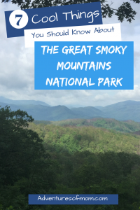 7 Cool Facts About the Great Smoky Mountains National Park