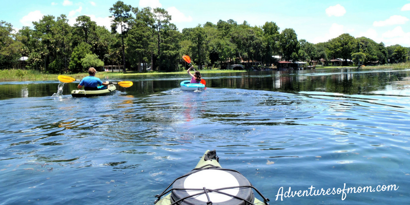 Spring is here and that river is calling! Kayaking for Beginners