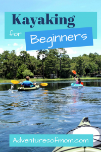 Kayaking for Beginners