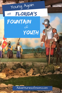 Young Again at Florida's Fountain of Youth
