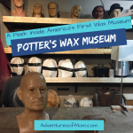 Inside the Historic Potter's Wax Museum in St. Augustine