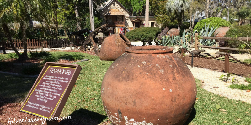 History & Legends at Florida's Fountain of Youth