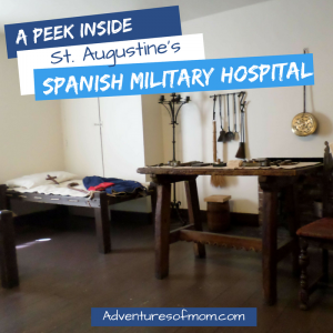 A Peek Inside the Spanish Military Hospital Museum in St. Augustine