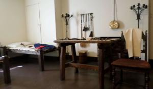 Inside St. Augustine's Spanish Military Hospital