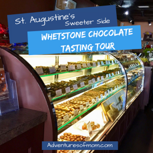 St. Augustine's Sweeter Side at Whetstone Chocolates
