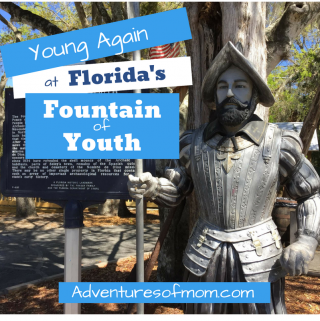 Young Again: Finding Florida's Fountain of Youth