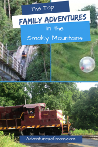 Best Summer Family Adventures in the Smoky Mountains