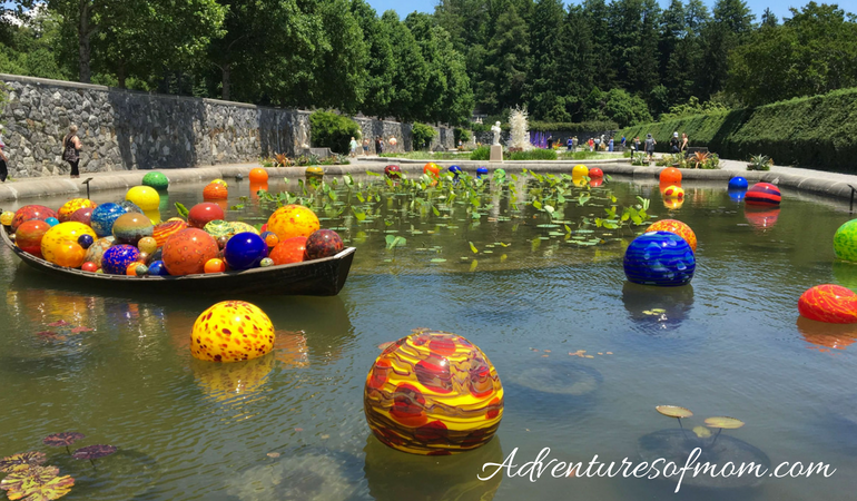 Chihuly at the Biltmore Estate