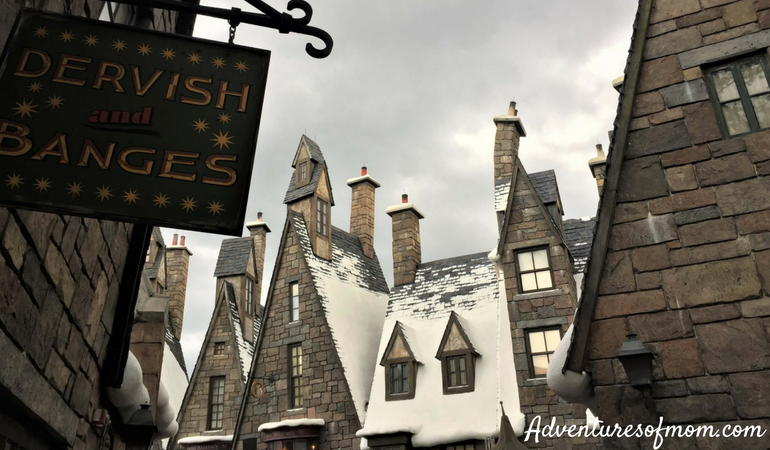10 Cool Things About the Wizarding World of Harry Potter™