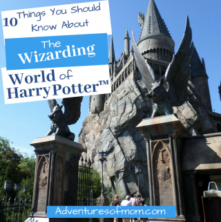 10 Things about the Wizarding World of Harry Potter™ that You Should Know