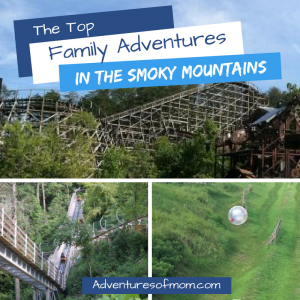The Top Summer Family Adventures in the Smoky Mountains
