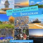 Follow the adventure: The Adventures of Mom on Instagram