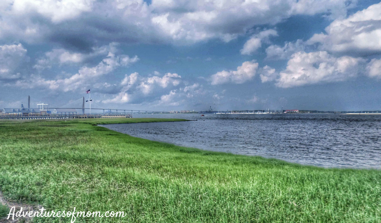 Waterfront Park: 24-Hours in Charleston SC