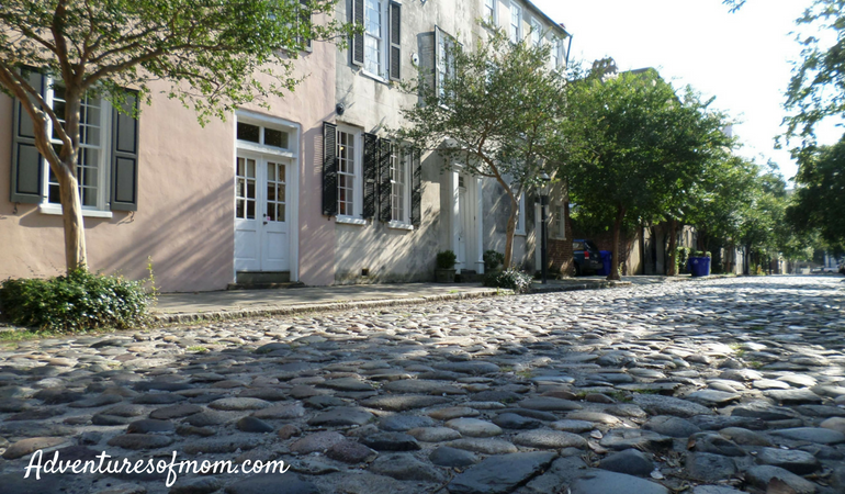Exploring Charleston with Kids