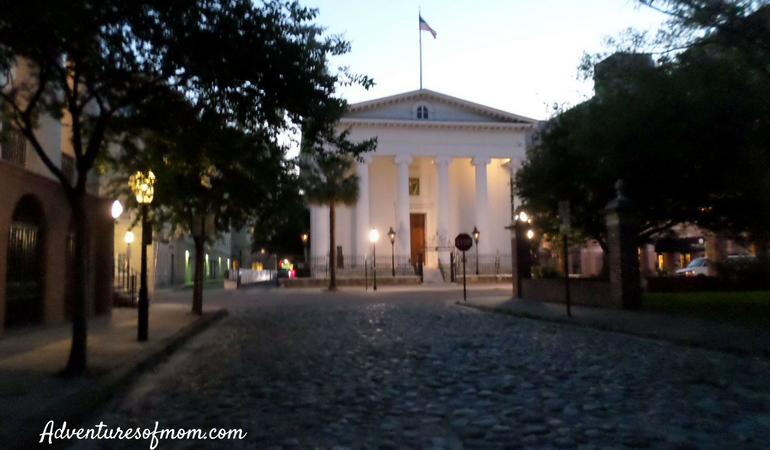 Ghost Walk in Charleston. 24-Hours in Historic Charleston