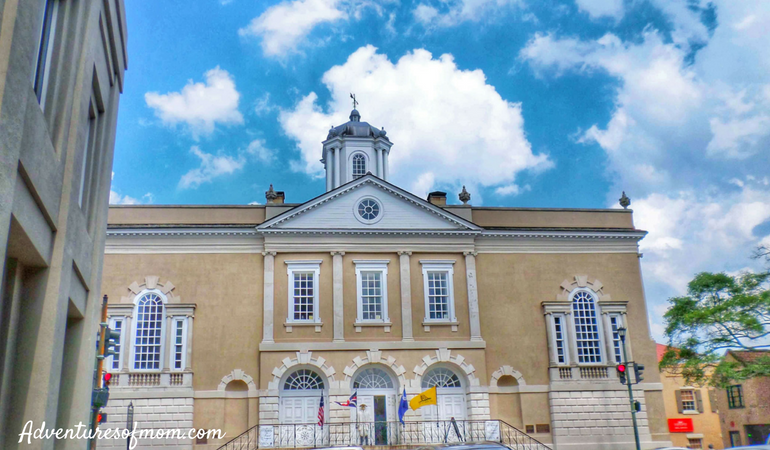 The Old Exchange & Provost Dungeon: Exploring Charleston