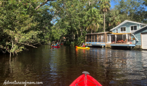 How to Paddle the Weeki Wachee River
