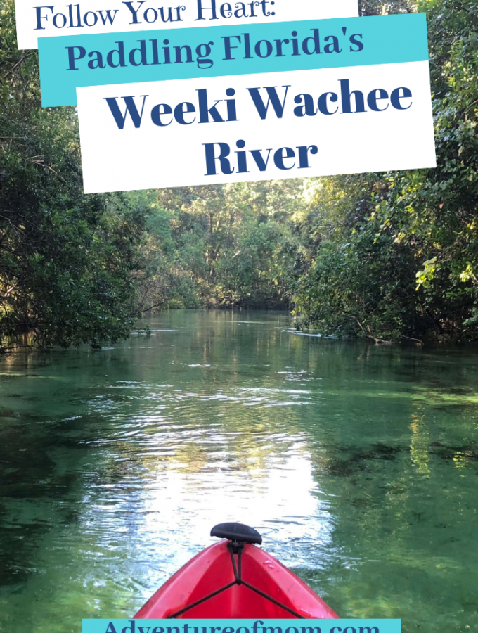 Paddling Adventures on the Weeki Wachee River
