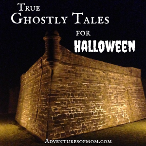 True Ghost Stories for Halloween