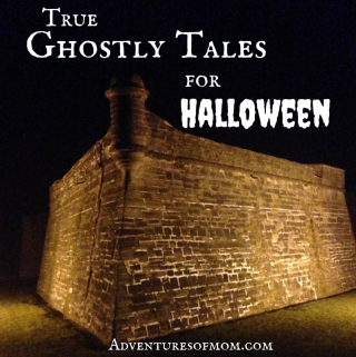 True Ghost Tales for Halloween