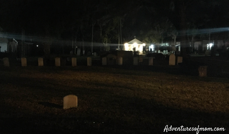 Ghosting Hunting Guide to St. Augustine