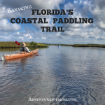 Kayaking Florida's Coastal Paddling Trail on the Adventure Coast