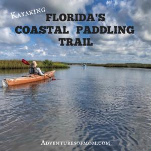 Kayaking Florida's Coastal Paddling Trail on the Adventure Coast