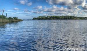 Kayaking on Florida's Coastal Paddle Trail