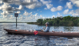 Kayaking on Florida's Coastal Paddle Trail