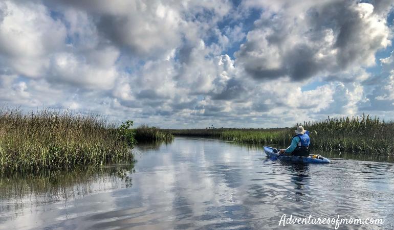 Kayaking Florida's Coastal Paddling Trail