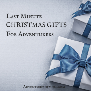 Last Minute Christmas Gifts for Adventurers
