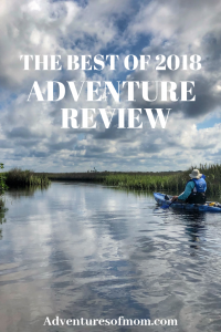 The Best of 2018: An Adventure Review