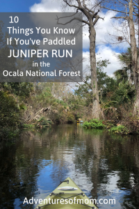 Paddling Juniper Run- The Insider Story