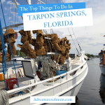 Best Things to Do in Tarpon Springs, Florida