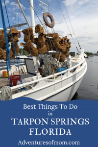 Top Things to Do in Tarpon Springs, Florida