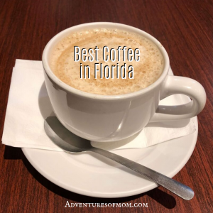The Best Coffee in Central Florida