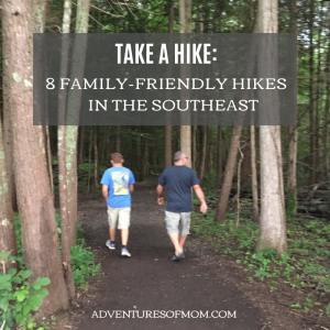 Best Family Hikes in the Southeast