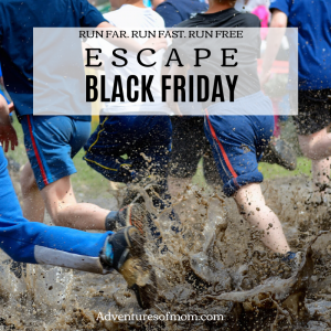 Escape Black Friday