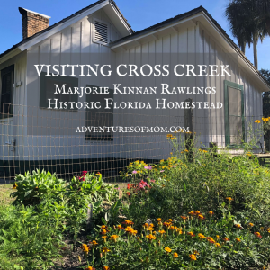 Cross Creek: Marjorie Kinnan Rawlings' Historic Homestead in Florida