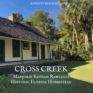 Cross Creek: Marjorie kinnan Rawlings Historic Florida Homestead