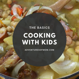 Cooking with Kids: Start with the basics