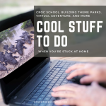 Croc School, Virtual Adventures & More: Cool Stuff to Do When You're Stuck at Home
