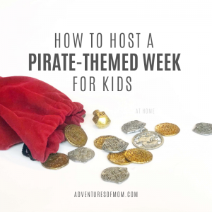 The Best Pirate Themed Activities for Kids
