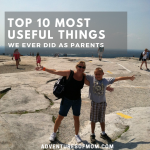 10 Useful Things We Ever Did As Parents