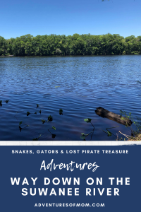 Snakes, Gators & Lost Pirate Treasure: Adventures in the Lower Suwanee National Wildlife Refuge